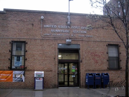 United states post office post offices sunnyside ny