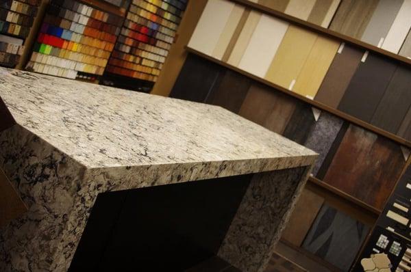 Countertop options include quartz, laminate, granite, tile, butcher ...