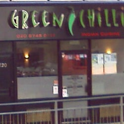 Green Chilli, London