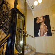 Small Luxury Hotel Das Tyrol Wien - Stiegenhaus & Art Collection