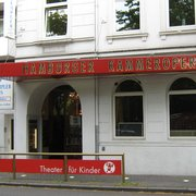 Allee Theater, Hambourg, Hamburg, Germany