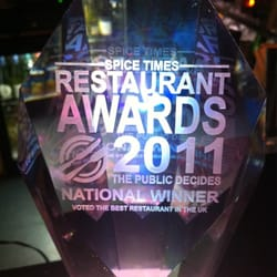Best restaurant in The UK voted by public