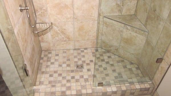 bathroom renovation in mississauga wedi shower system