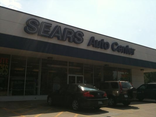 Phone Number For Sears Automotive
