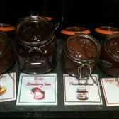 Jams + Nutella