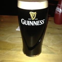 Guinness and Black
