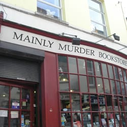 Mainly Murder Bookshop, Cork