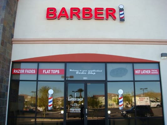 Vick?s Barber Shop - Barbers - Spring Valley - Las Vegas, NV ...