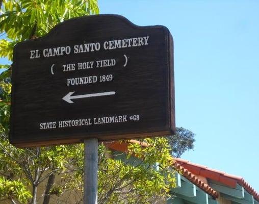 El Campo Santo Cemetery 53 Photos Landmarks