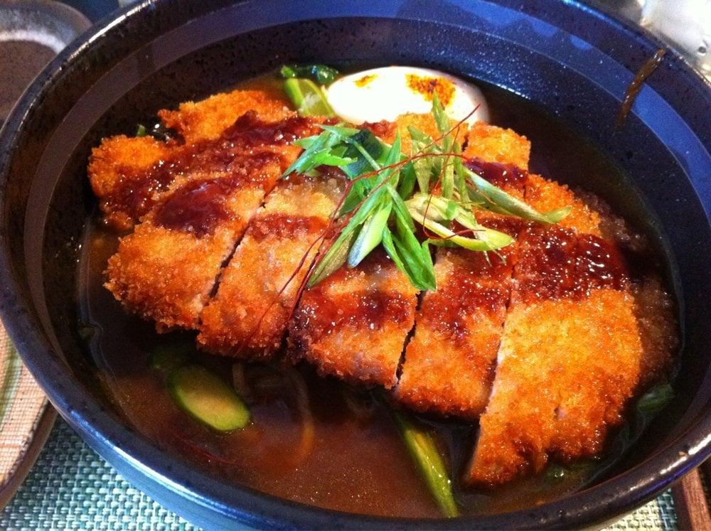 Tonkatsu Curry Ramen | Yelp