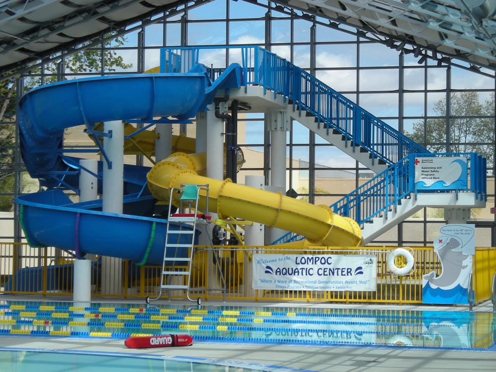 Lompoc aquatic center water slides lompoc california - Valley center swimming pool hours ...