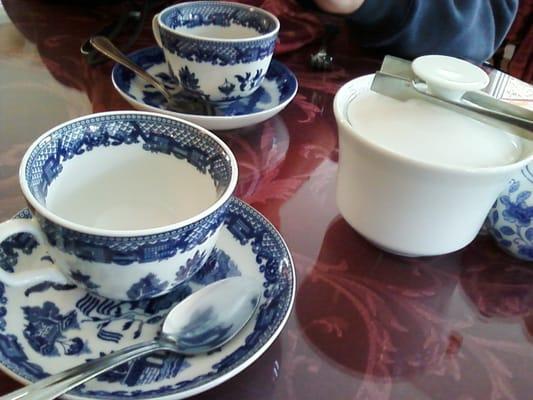 Dunbar Tea Room The Amp Gift Shop Koffie En Thee
