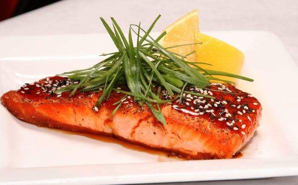 Teriyaki Glazed Salmon | Yelp