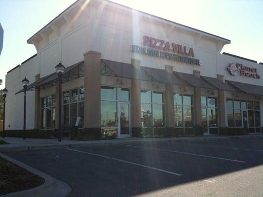 Pizza Villa Restaurant Brooksville Fl
