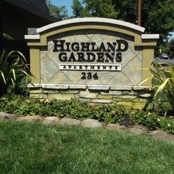 Highland Gardens Apartments Mieszkania Mountain View