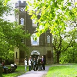 Severndroog Castle., London