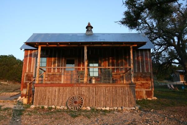 Tonkawaya ranch b b cabins fredericksburg tx yelp for Cabins near fredericksburg tx