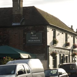 The Three Mariners, Hythe, Kent