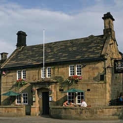 Devonshire Arms, Matlock, Derbyshire, UK