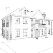New build 7 bedroom farm house, Buckinghamshire