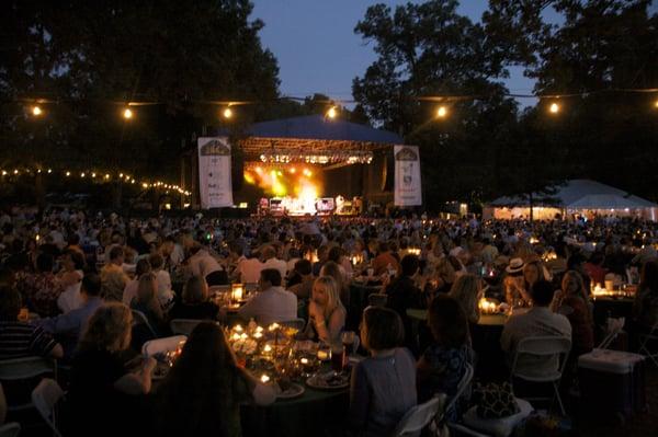 Live At The Garden Memphis Botanic Garden Audubon Oak Court Memphis Tn Yelp