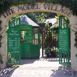 Model Village, Ventnor, Isle of Wight