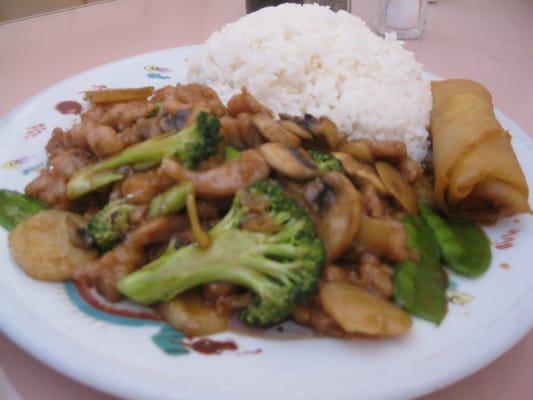 Moo Goo Gai Pan | Yelp