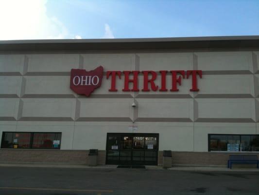 Clothing Thrift Stores Columbus Ohio