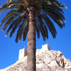 Sax Castle, Sax, Alicante, Spain