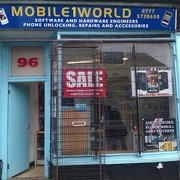 mobile 1 world, Southend-on-Sea