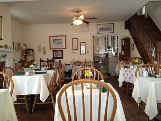 Tea Rooms Near Media Pa
