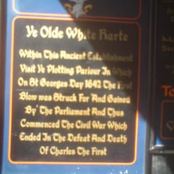 Ye Olde White Harte, Hull, East Riding of Yorkshire, UK