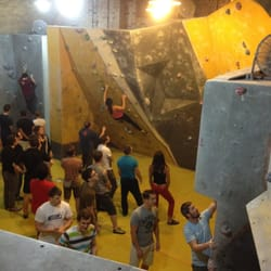 The Arch Climbing Wall, London