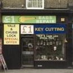 Wongs Key Cutting Kentish Town, North West London