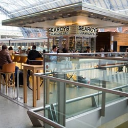 Searcy's St Pancras Grand Restaurant and Champagne Bar, London