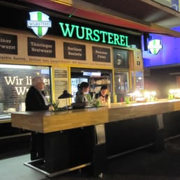posh place for Currywurst ;oD