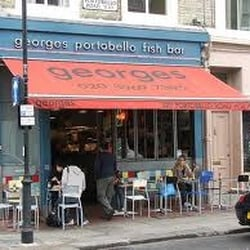 George's Fish Bar, London