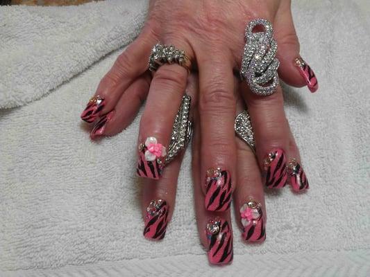 Fairy Nails Spa Caldwell Id