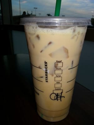 Iced chai tea latte | Yelp