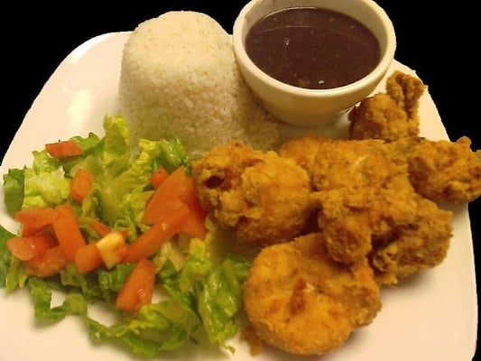 Chicharron De Pollo / Puerto Rican fried Chicken Chunks | Yelp