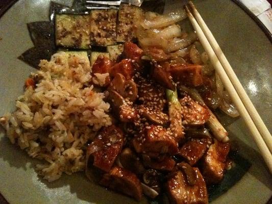 Benihana Copycat Recipes: Spicy Chicken Hibachi
