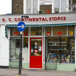 King's Cross Continental Stores, London