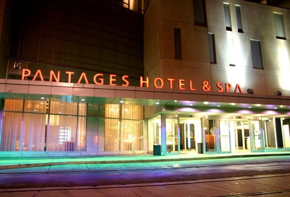 Pantages Hotel Toronto Centre Toronto On