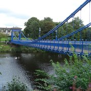 St Andrew's Bridge, Glasgow Green, Glasgow