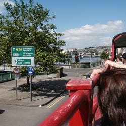 Open Top Bus Tour, Cork