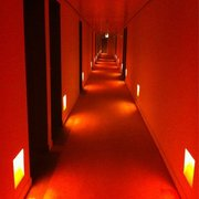 5th floor. It really is orange.