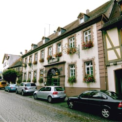 Drei Hasen Restaurant in Michelstadt