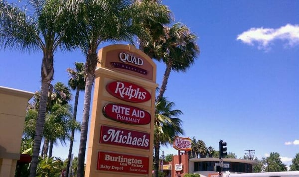 Whittier Quad Shopping Centers Whittier Ca Yelp