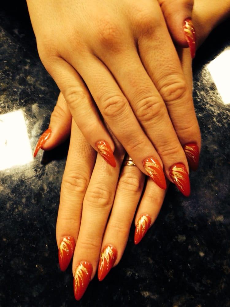 Monaco nails sunny isles