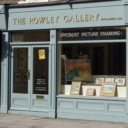 The Rowley Gallery, London